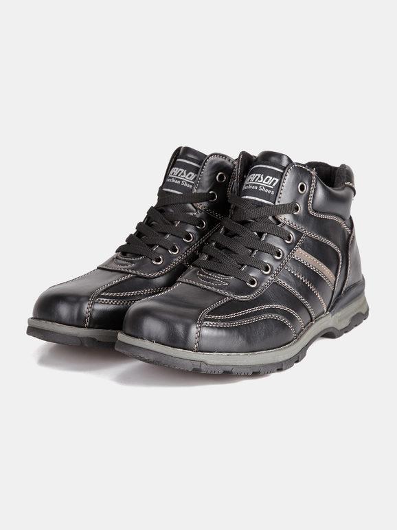 Sneakers casual con pelo interno Uomo hanson | MecShopping