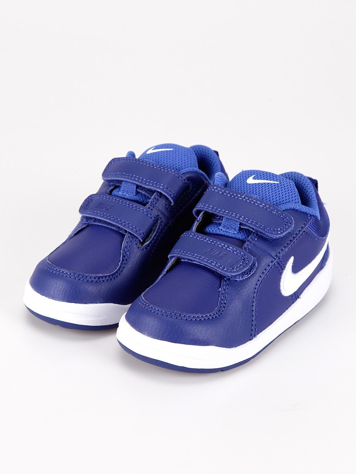 Sneakers con velcro nike   MecShopping