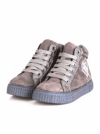 fiorucci sneakers basse grigio