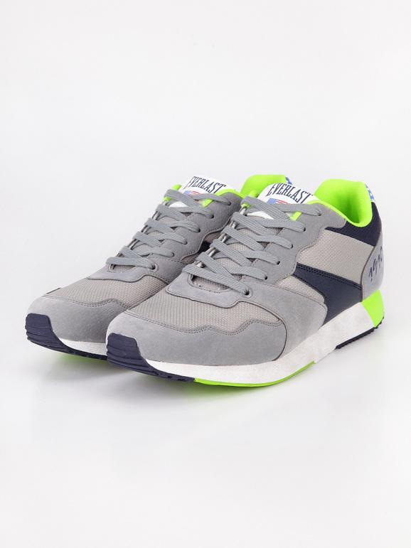everlast Sneakers estive con lacci Grigio | MecShopping