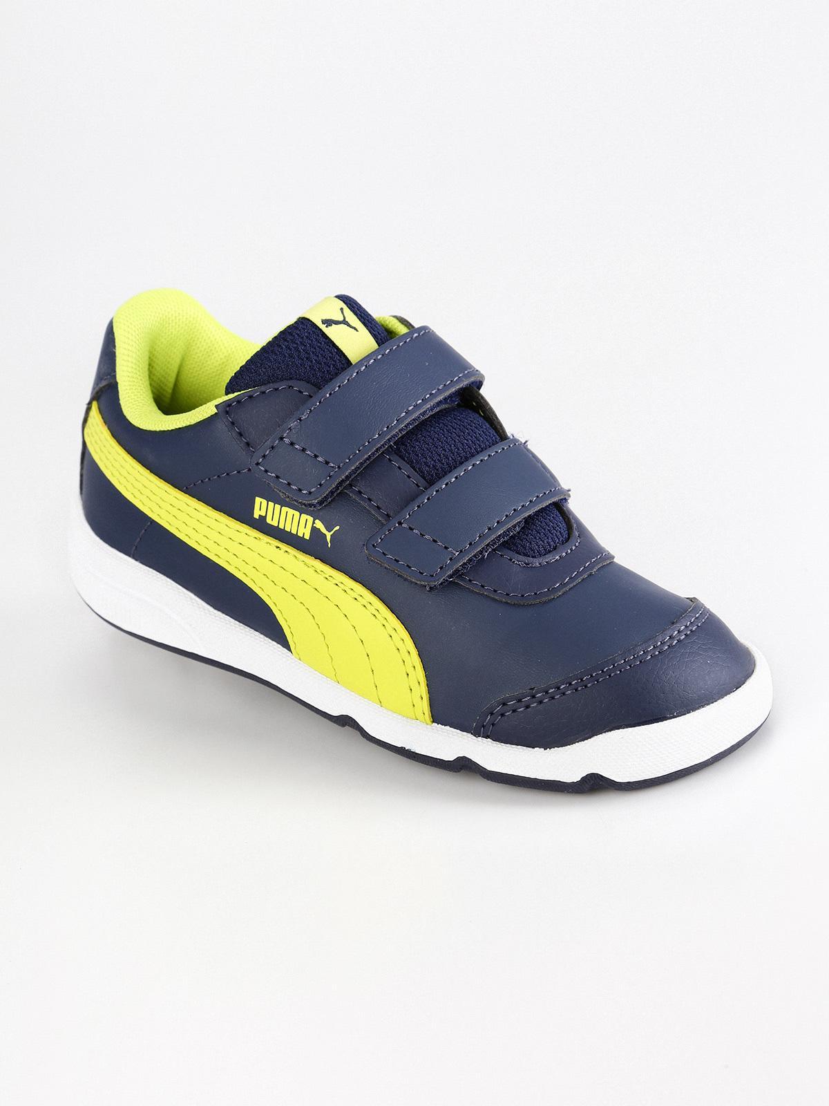 Sneakers Stepfleex 2 SL V Inf BluGiallo puma | MecShopping