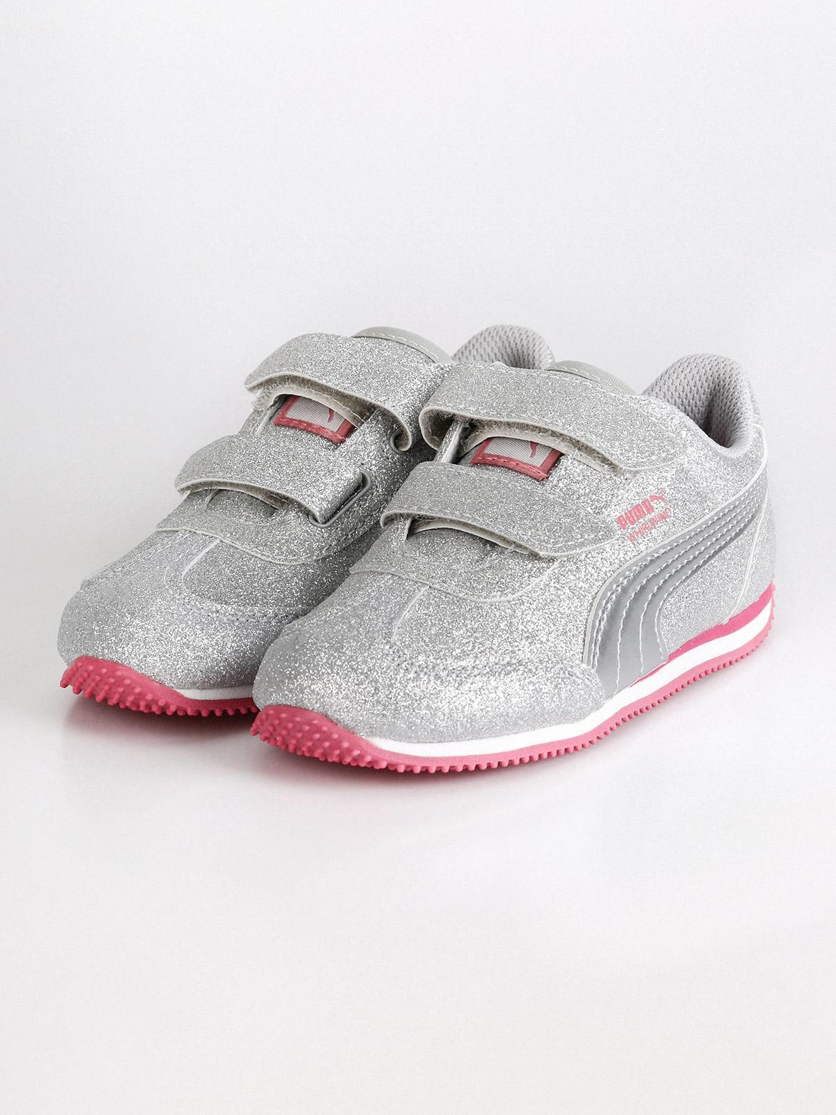 d71aa62820 Sneakers whirlwind glitz argento puma | MecShopping