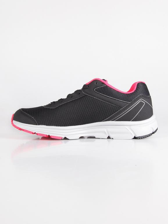 Speedride 500 IV W zapatillas de running negras mujer