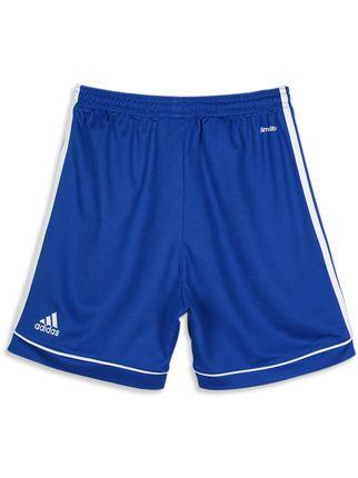 adidas pantaloncini squad blu e bianchi
