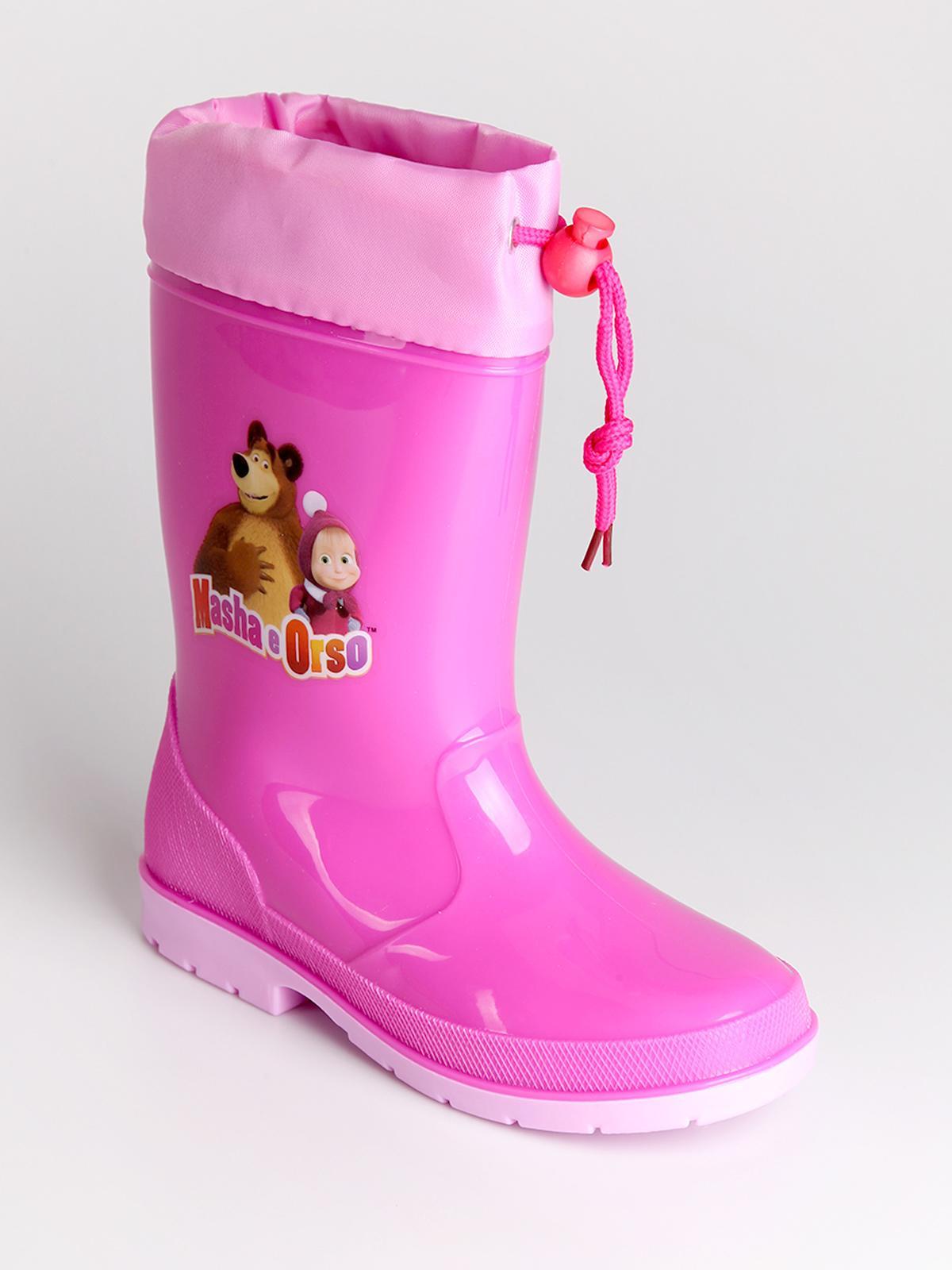 best loved 82eb8 4296d Stivali da pioggia masha & orso   MecShopping