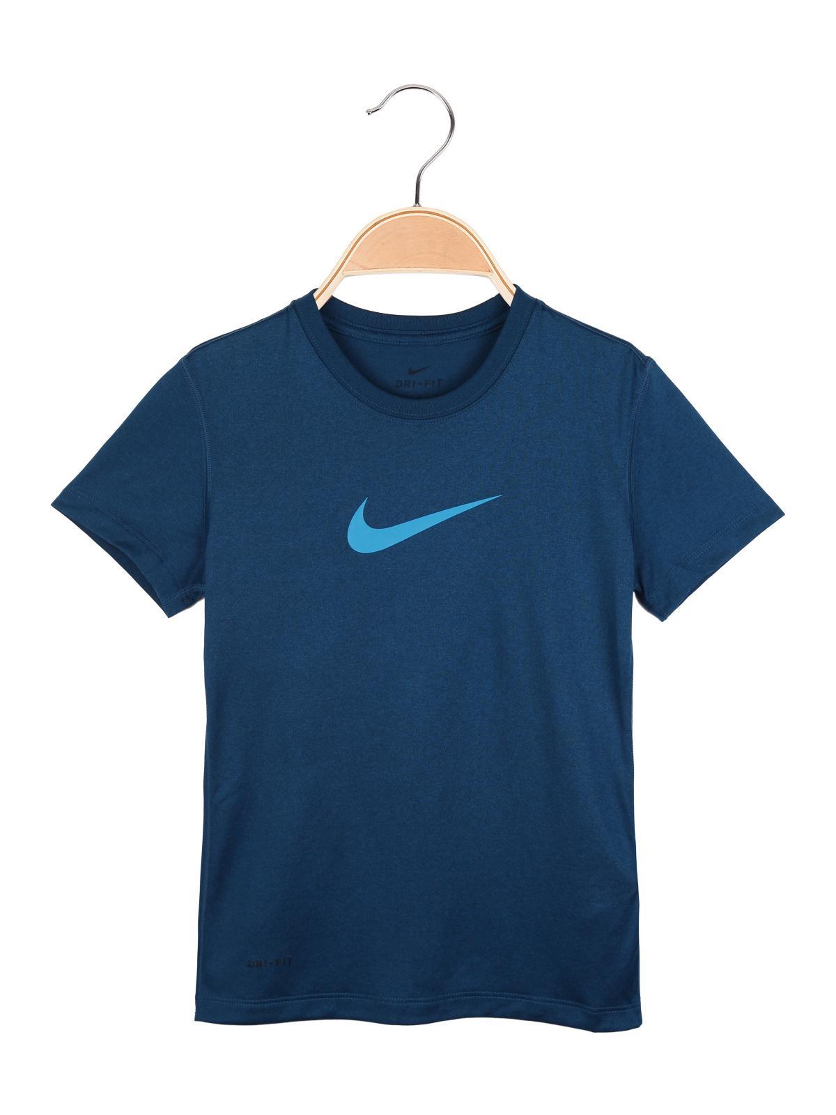 393cb07e2d T-shirt Nike legend dry-fit - Blu nike   MecShopping