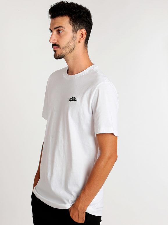 nike sportswear club men's tshirt uomo