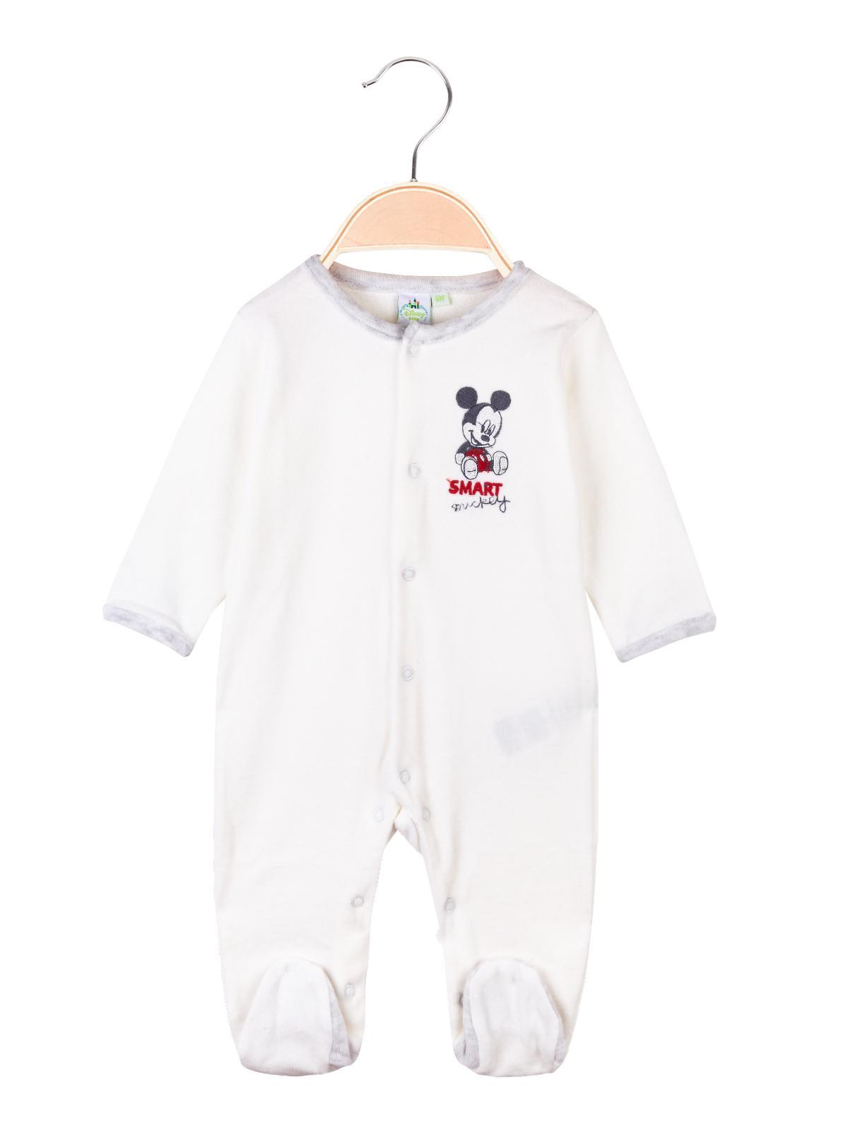 a disposizione nuovi arrivi design raffinato Tutine neonato in ciniglia con stampa topolino disney baby ...