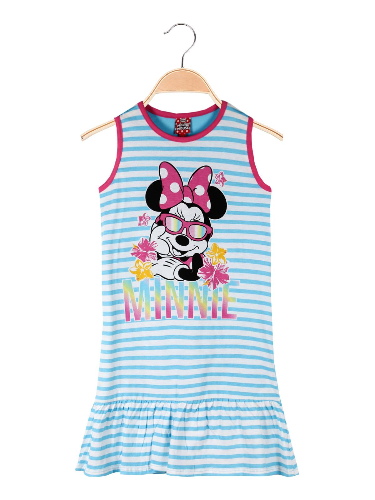 Bambina Vestito Con Maglietta Vestito Minnie Maglietta Con Minnie 54Aq3RjL