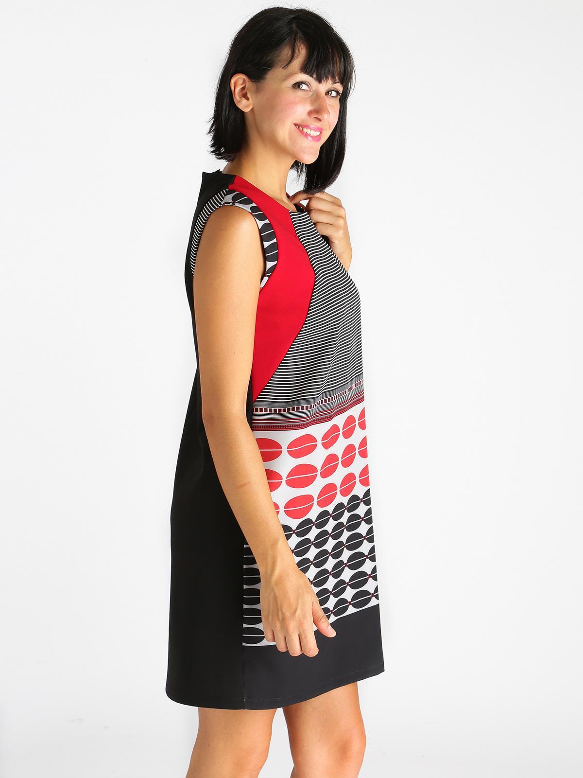 online store 19fd0 1f502 Vestito a tubino smanicato kisha   MecShopping
