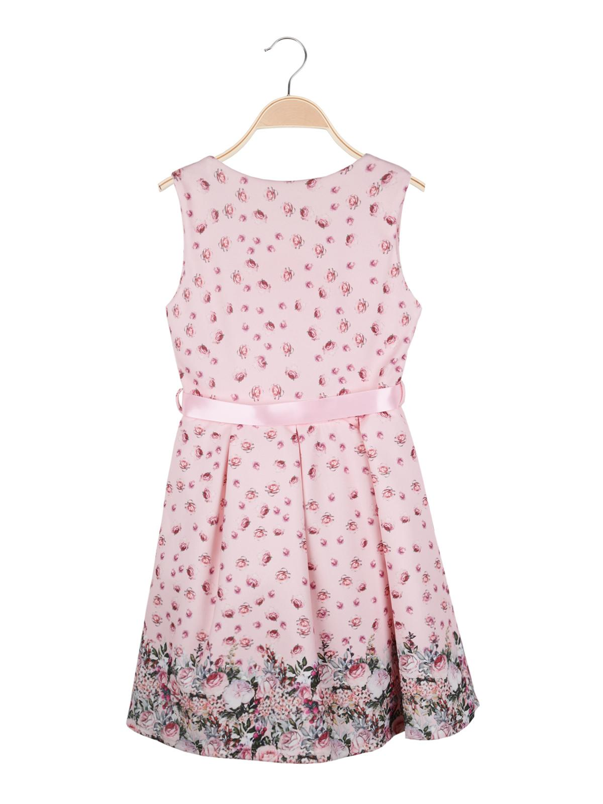 various colors 1b777 6bffa Vestito con stampa rose - rosa solada | MecShopping