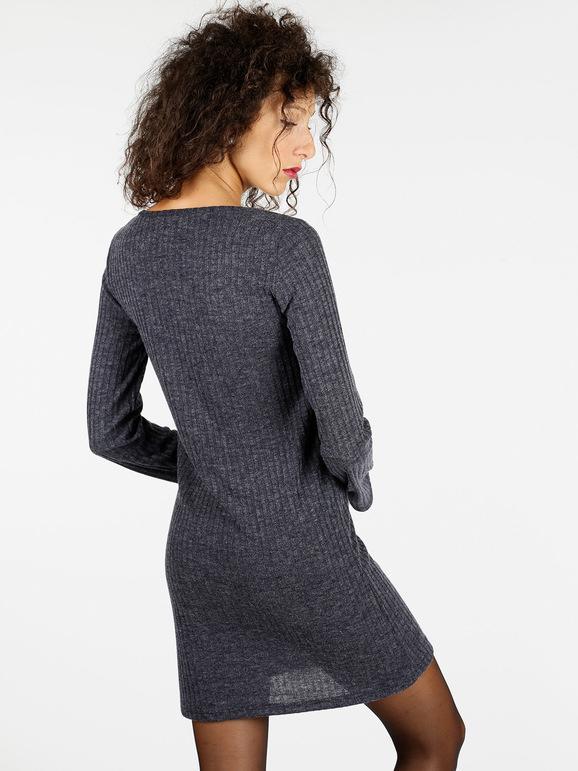 grande vendita 31a6c f019a Vestito midi in maglia my style | MecShopping
