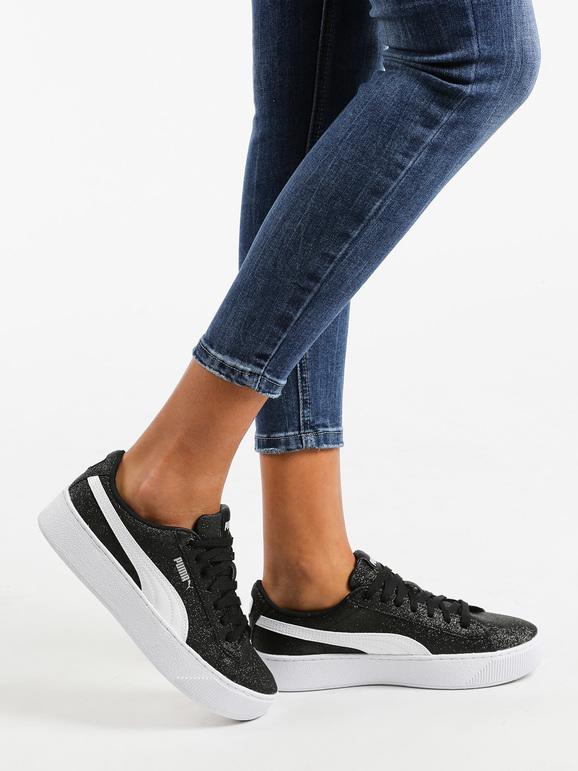 puma donna scarpe glitter