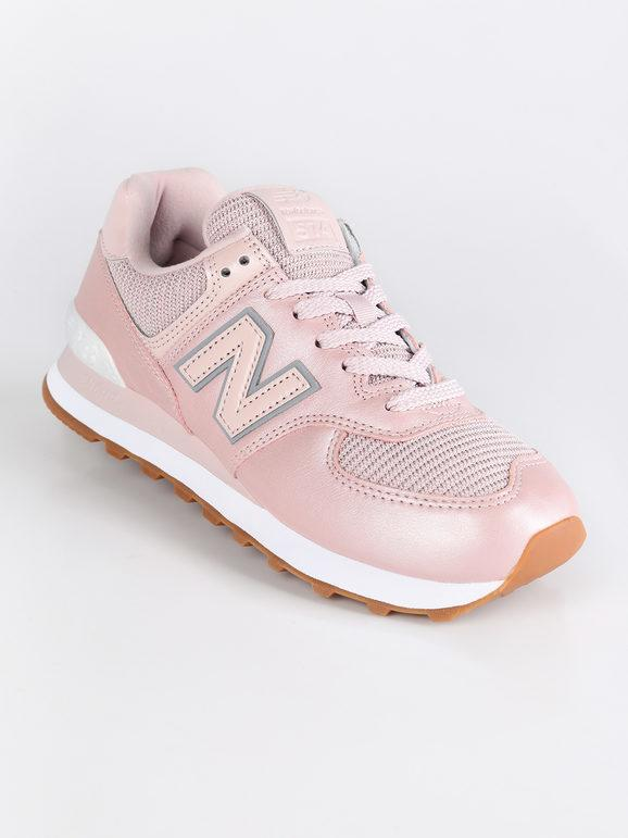 New Balance WL574PMB - Women's sneakers: Low-top Trainers
