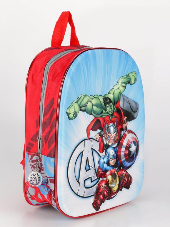 Zainetto bimbo Avengers