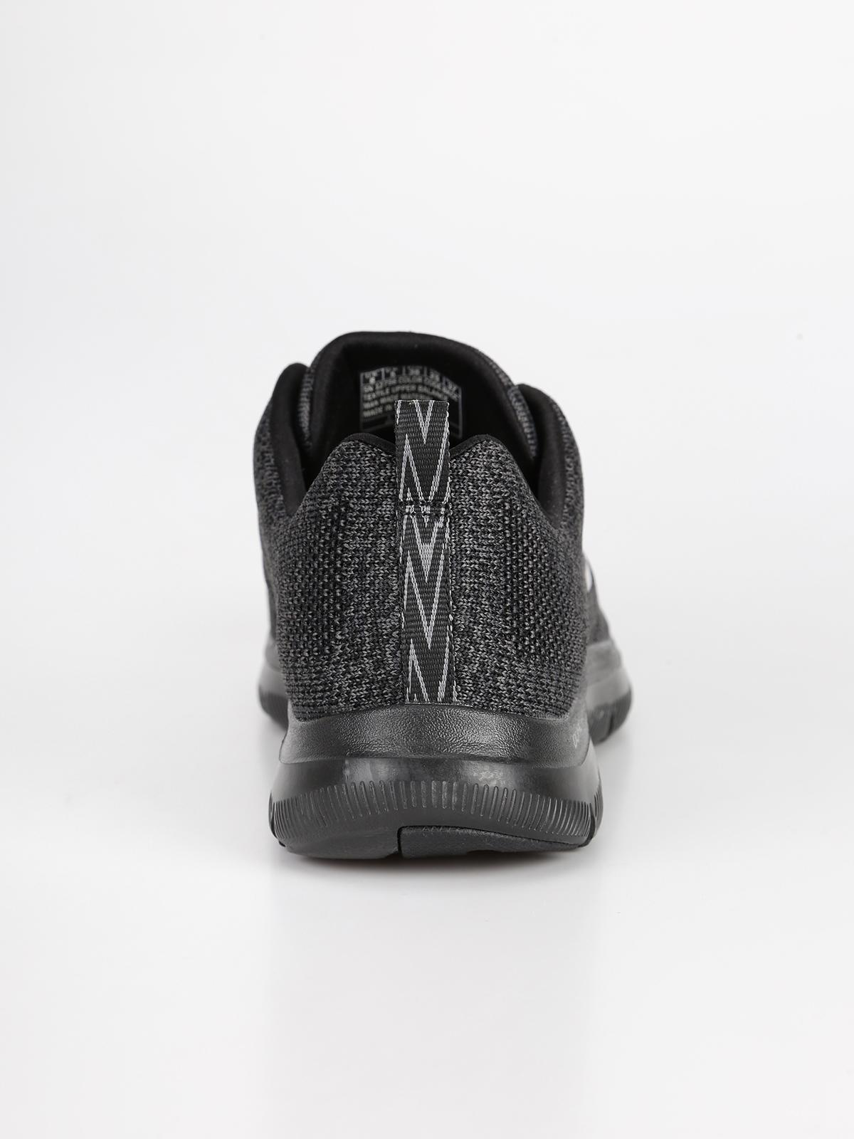 Zapatillas deportivas Flex appeal 2.0 high energy Negro